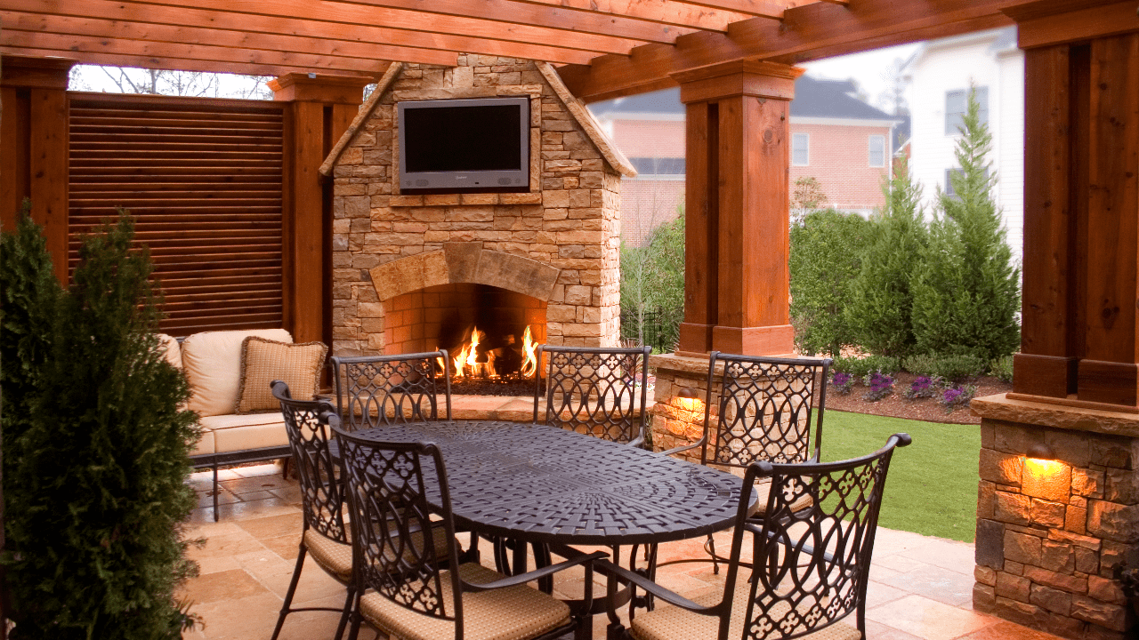 Alpharetta Outdoor Living Design
