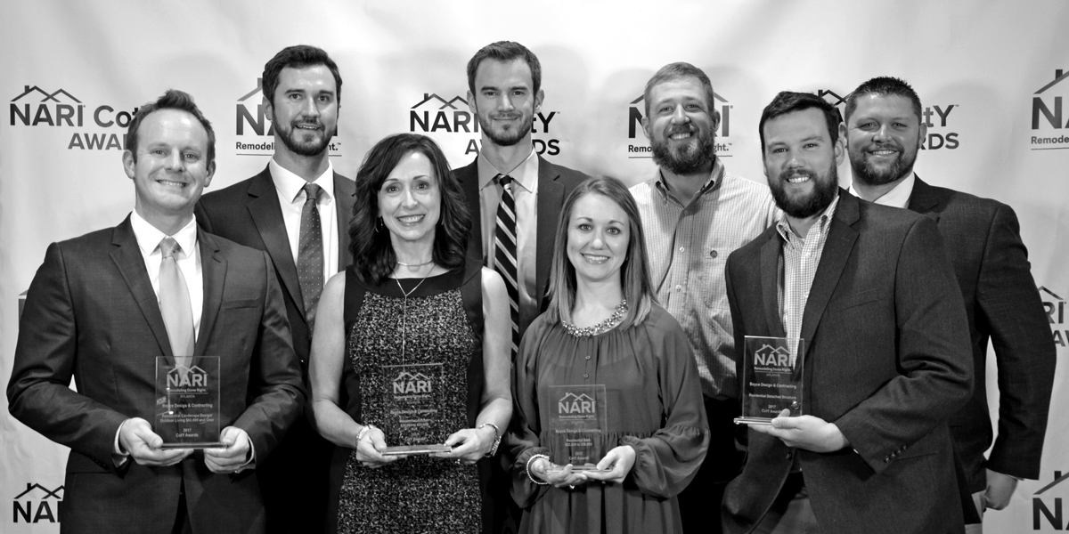 The Boyce Team At The NARI Awards