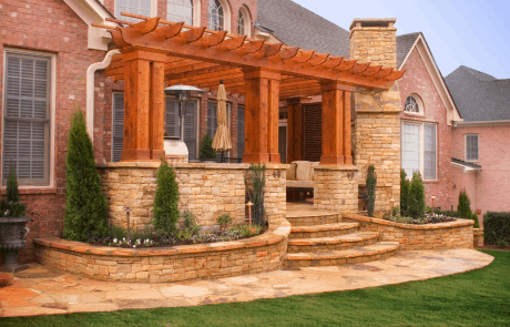Custom Outdoor Living Addition