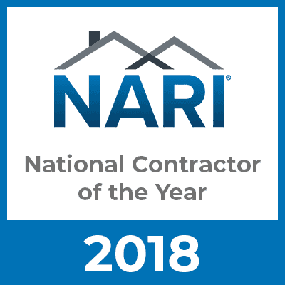 NARI National Contractor Of The Year 2018