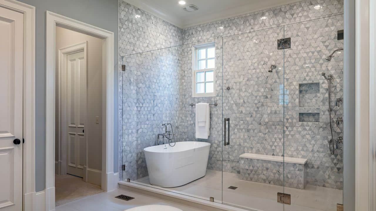 Custom Bathroom Redesign