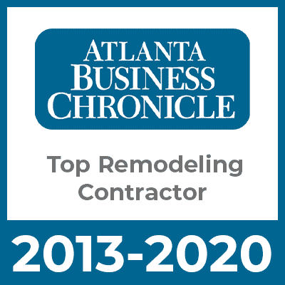 Atlanta Business Chronicle Award 2013-2020