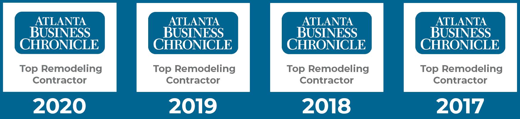 Boyce Design & Contracting Awards