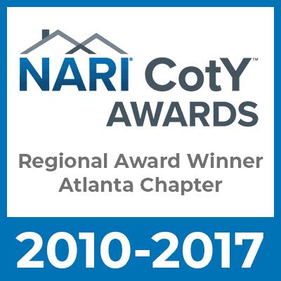 NARI Contractor Of The Year Award 2010-2017