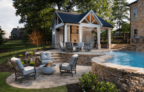 Custom Outdoor Living Design