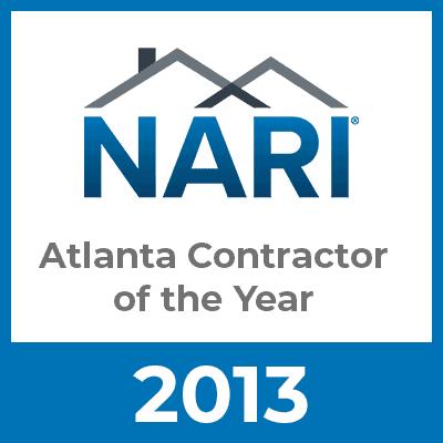 NARI Atlanta CoTY Award 2013