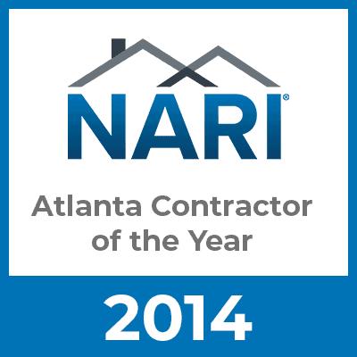 NARI Atlanta CoTY Award 2014