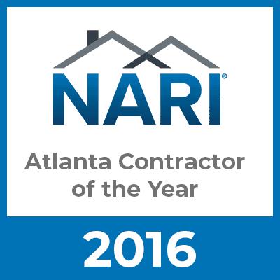 NARI Atlanta CoTY Award 2016