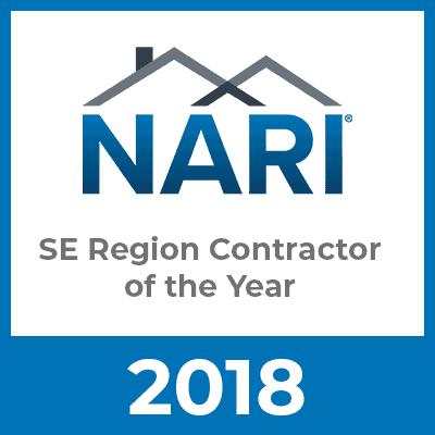 NARI SE Region CoTY Award 2018
