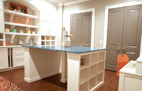 Custom Interior Remodeling Project