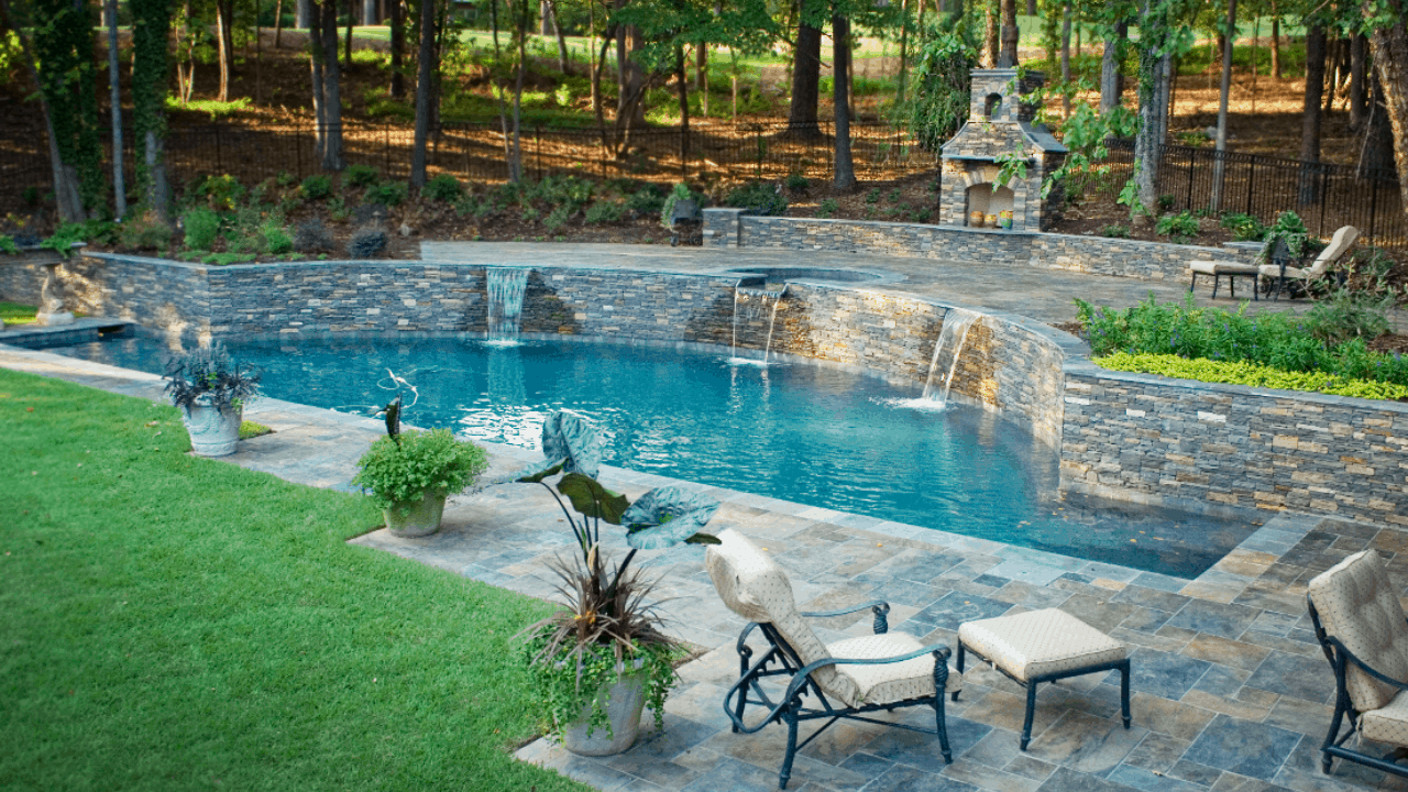 Custom Outdoor Landscape