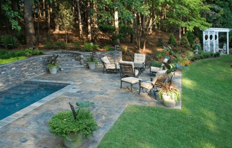 Custom Outdoor Landscape