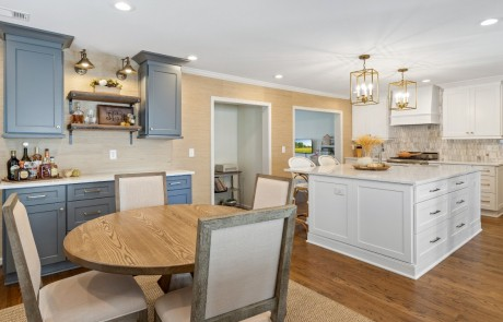 Custom Design Kitchen Remodel