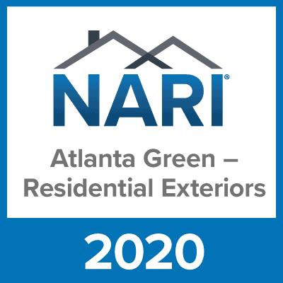 NARI Atlanta Green Residential Exteriors Award 2020