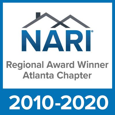 NARI-2010-2020 Regional Award Winner