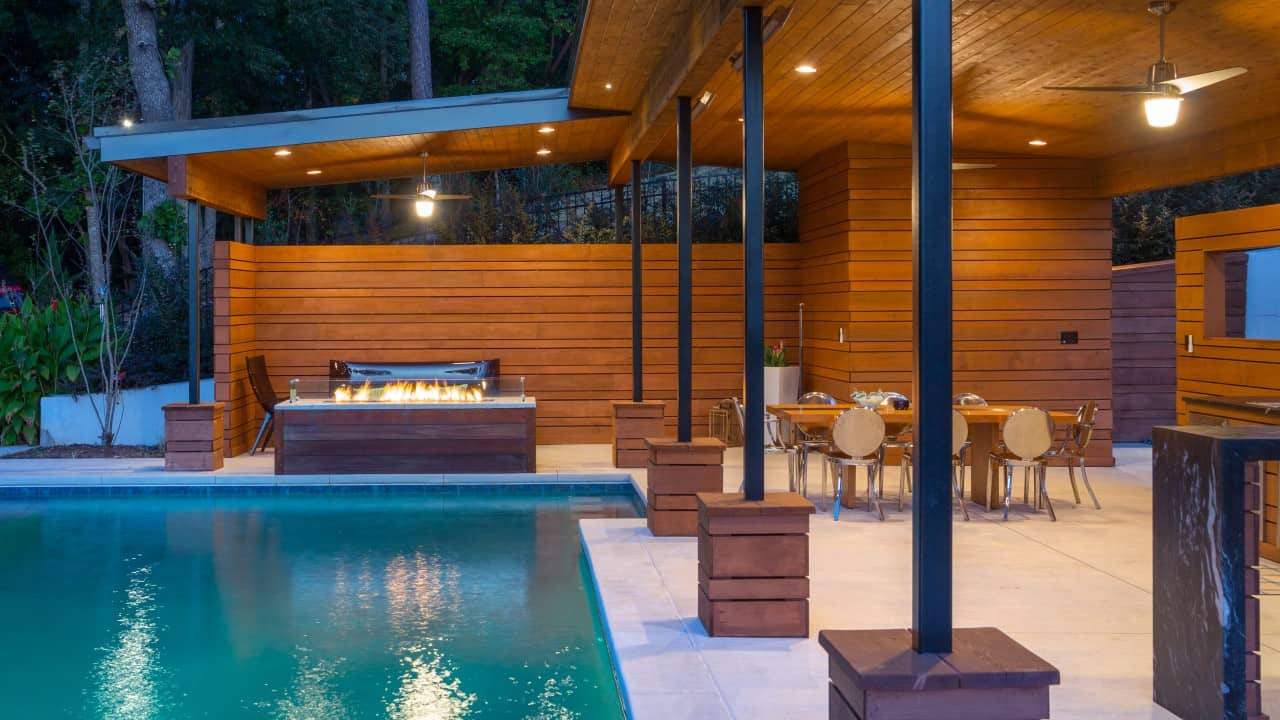 Fire Table & Pool