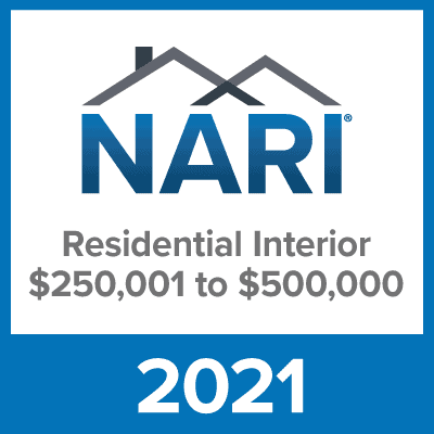 NARI Residential Interior Award 2021