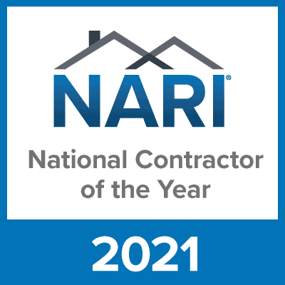 NARI National Contractor Of The Year 2021
