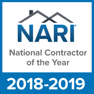 NARI National Contractor Of The Year 2018-2019